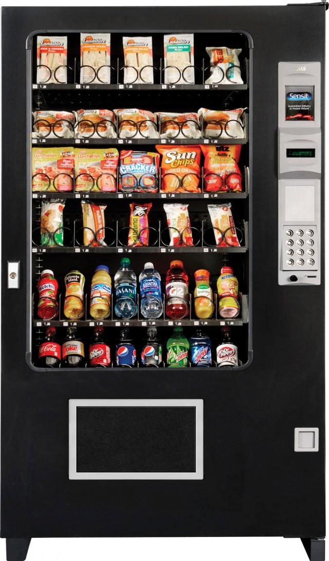 AMS Combo Machine